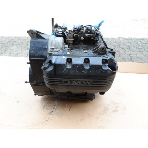 BMW K75 Motor. brugt. 145000 km